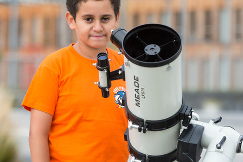 Stage d'Astronomie Junior