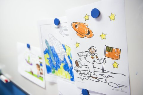 Stage Astronaute Junior
